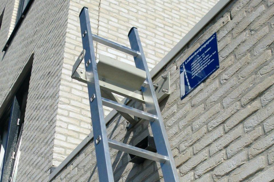 Ladderborging van daksafe®