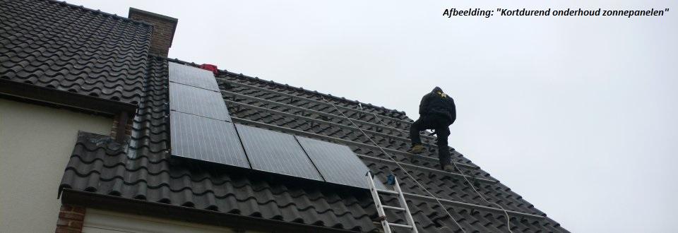 Valbeveiliging voor schuine hellende daken - Trap voor daken ...